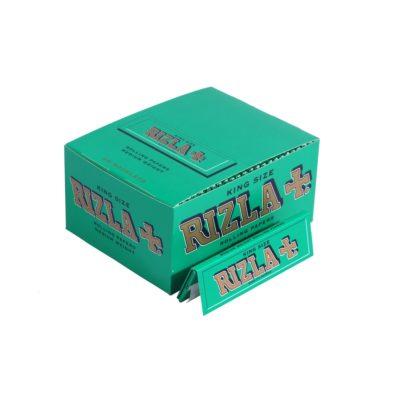 Papel de fumar Rizla king Size Verde