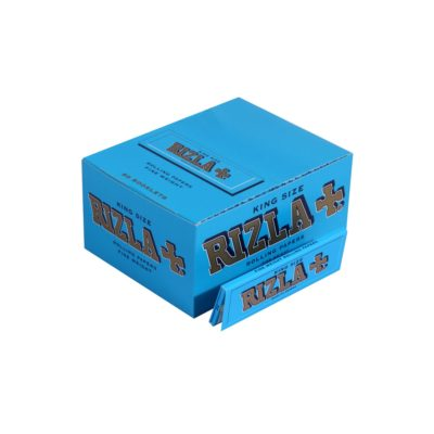 Papel de fumar Rizla King Size Azul