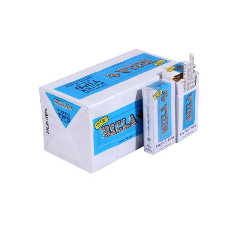 Filtros Rizla Pre-cut Ultra Slim Tips