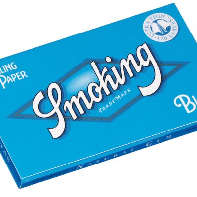 Papel de fumar Smoking Blue Double