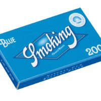 Papel de fumar Smoking Blue Doble