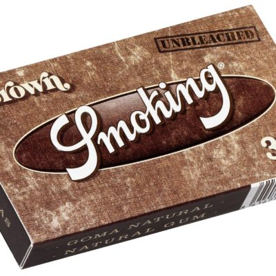 Papel de fumar Smoking Brown Bloc 300