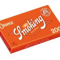 Papel de fumar Smoking Orange Doble