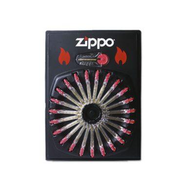 Display 24 piedras Zippo