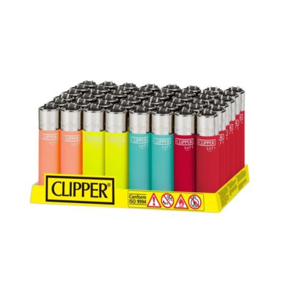 Clipper Soft translucido