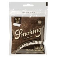 Filtros Smoking Brown Slim