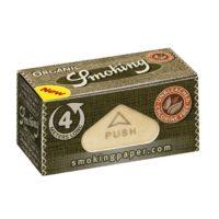 Smoking Organic Rolls