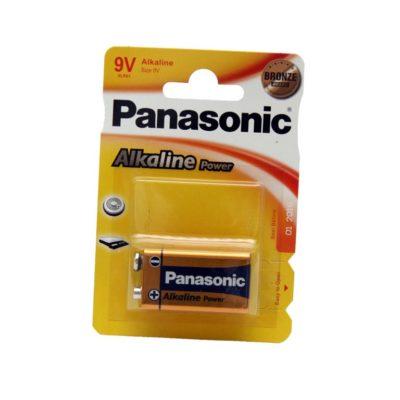 Caja de 12 blister de 1 pila Panasonic 6LR61