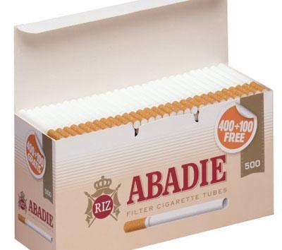 Los 3 aspectos más atractivos de los tubos para tabaco Abadie
