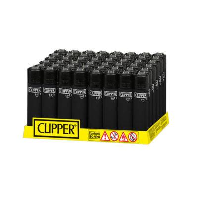Clipper Soft Black