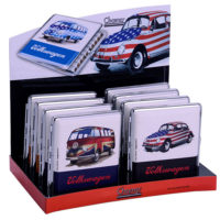 DISPLAY 8 PITILLERAS VW 20 CIGARRILLOS