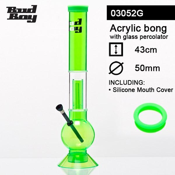 Bong Bud Boy 43 CM II Curvo