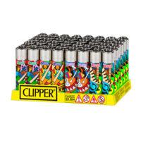 CLIPPER CUBISM MUSIC 48 UNIDADES