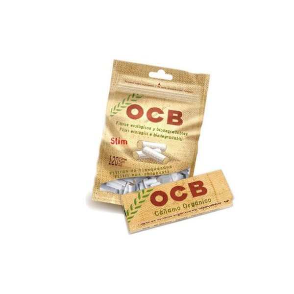 OCB Slim Organic + Librito
