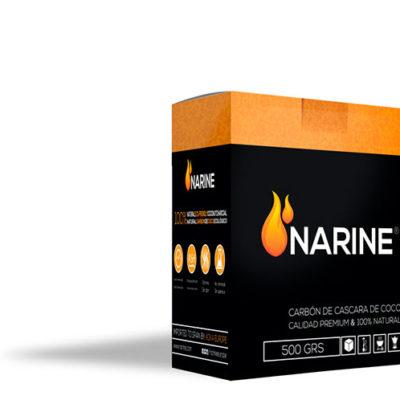 Carbón Natural Narine 500Gr