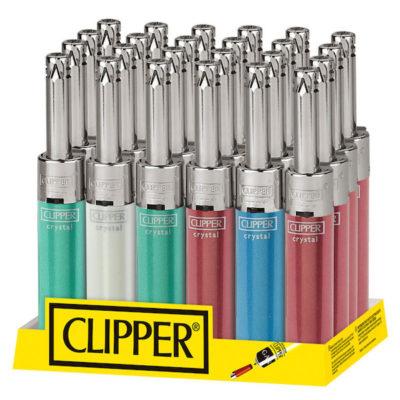 Clipper classic minitube Crystal