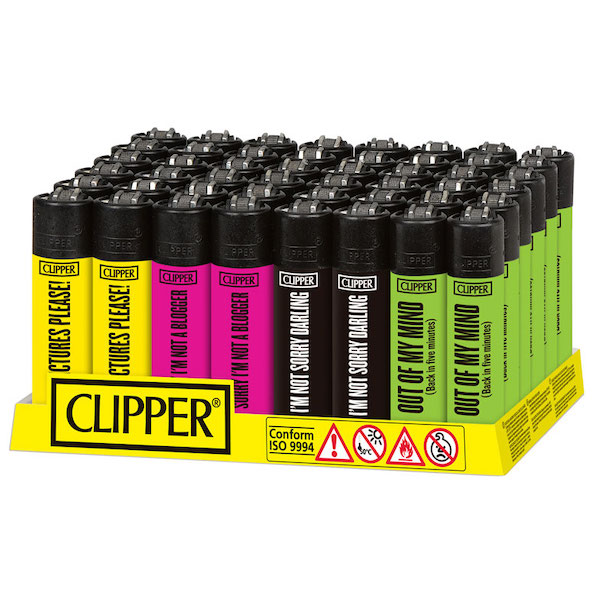 CLIPPER CLASSIC LARGE NOT MESSAGES B-48