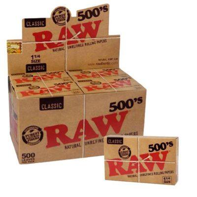 RAW BLOC 500 1 1/4