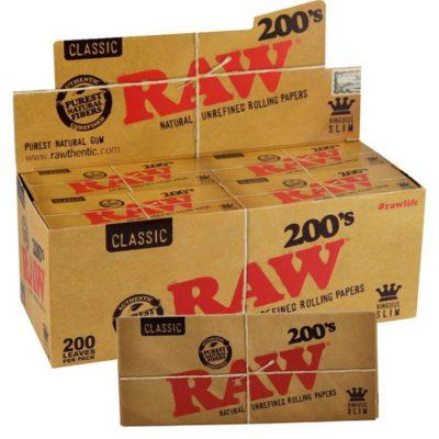 RAW BLOC 200 KS SLIM