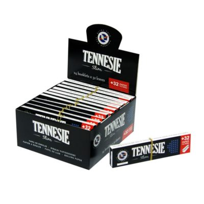 TENNESIE SLIM BLACK + FILTROS