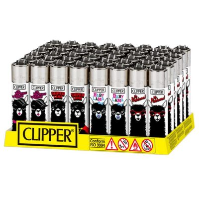 Clipper Classic Large Animals Llama