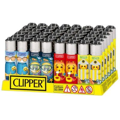 Clipper Classic Micro Emoji Summer