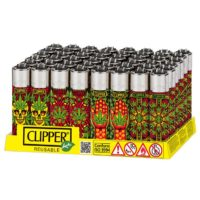 Clipper Classic Large Leaves Pattern 2 B-48