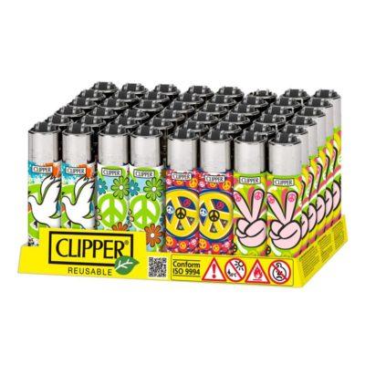 Clipper Classic Micro Hippie Colors 2 B-48