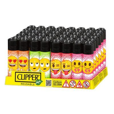 Clipper Classic Micro Super Emoji B-48