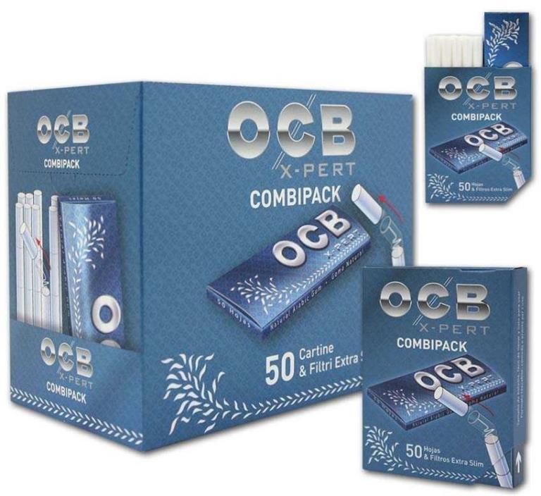 Filtro OCB Combipack X-pert Blue