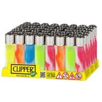 Clipper Classic Large Met Fluo Nebula B-48