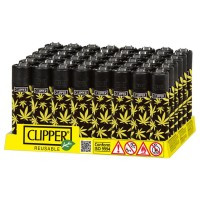 Clipper Classic Large Golden Leaves B-48
