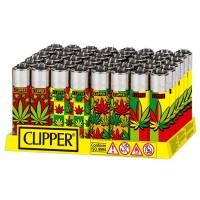 Clipper Classic Large Pop Art Leaves B-48