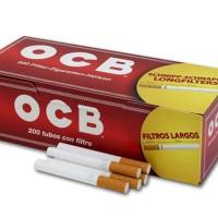 Tubo OCB Extra Long Red 200