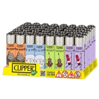 Clipper Classic Large Frases B-48