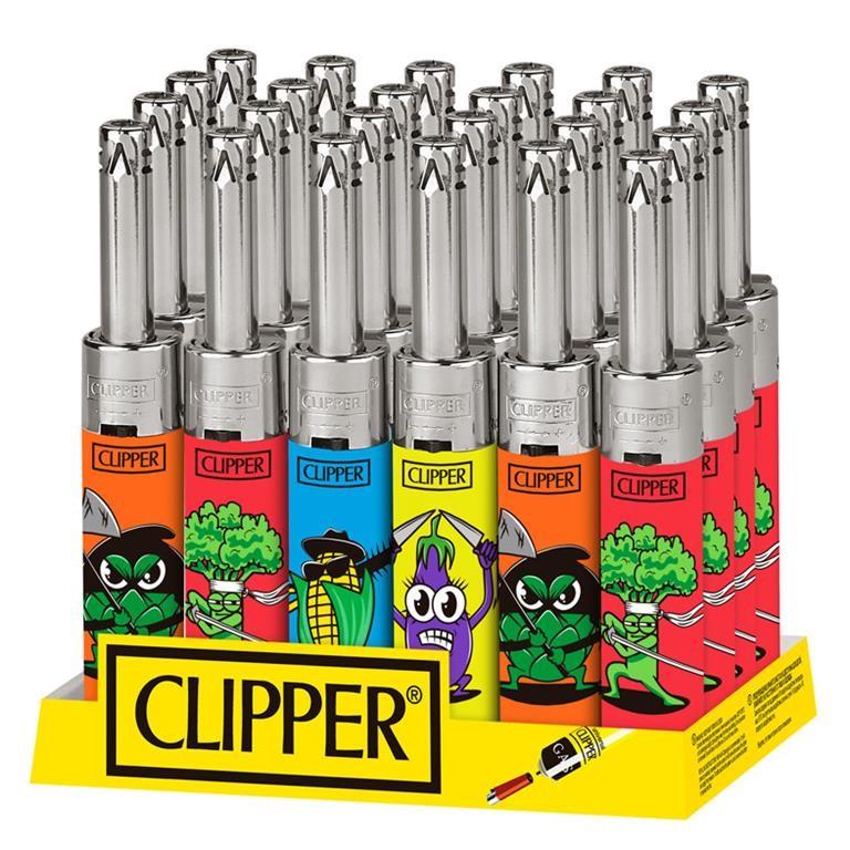 Clipper Classic Mini Tube Fighther Food D-24