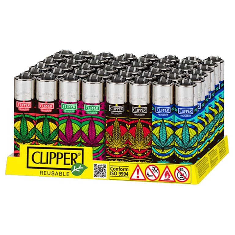 Clipper Classic Large Leaves World 4 B-48