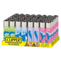 Clipper Classic Large Whales B-48