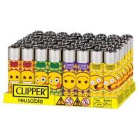 Clipper Classic Large Crazy Emoji B-48